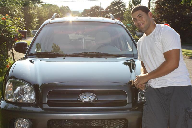 Vernon CT car winner